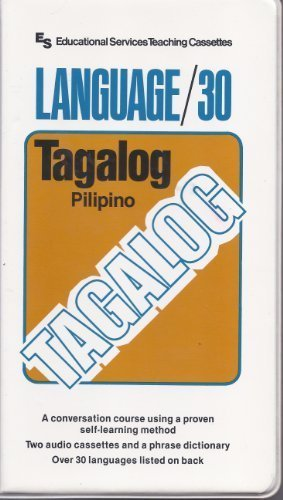 Language\30 Tagalog with Book