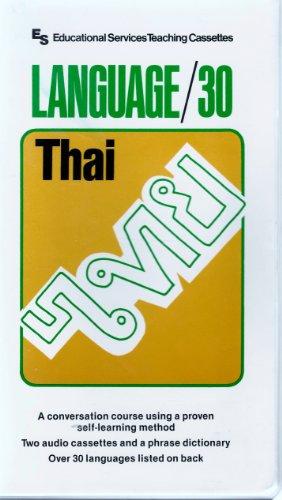 9780910542289: Language\30 Thai with Book