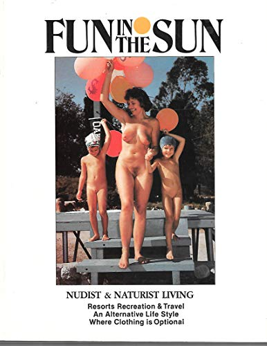 Fun in the sun nudist