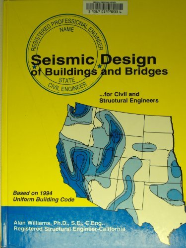 9780910554046: Seismic Design of Buildings and Bridges: For Civil and Structural Engineers