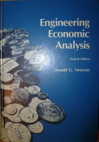 9780910554824: Engineering economic analysis