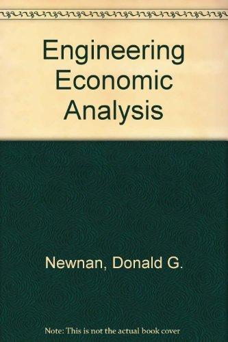 9780910554831: Engineering Economic Analysis