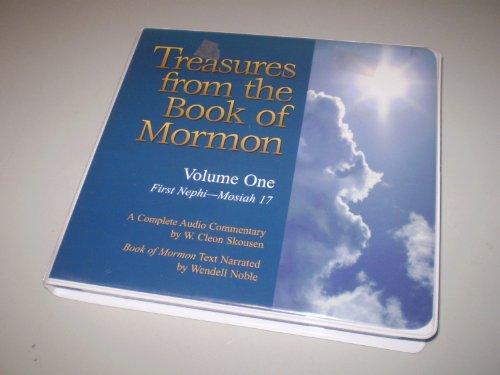 9780910558211: Treasures from the Book of Mormon Audio Commentary Vol. 1