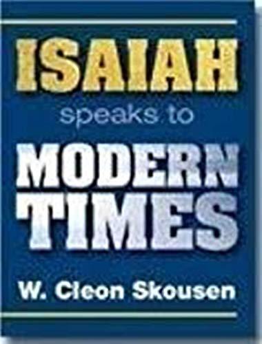 9780910558259: Isaiah Speaks to Modern Times