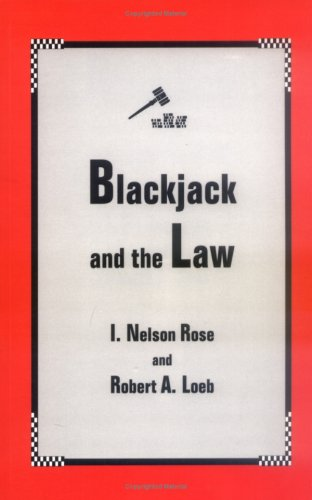 9780910575089: Blackjack and the Law