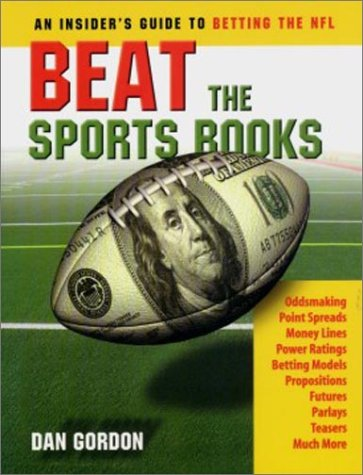 9780910575188: Beat the Sports Books: An Insider's Guide to Betting the NFL