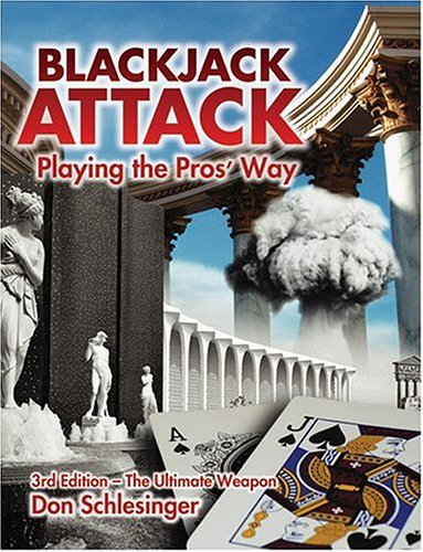 9780910575195: Blackjack Attack: Playing the Pro's Way