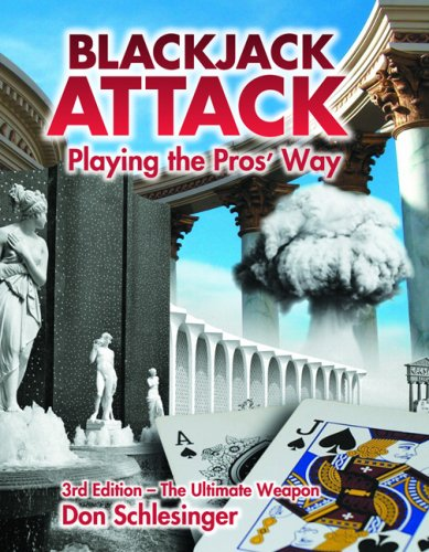9780910575201: Blackjack Attack: Playing the Pros' Way