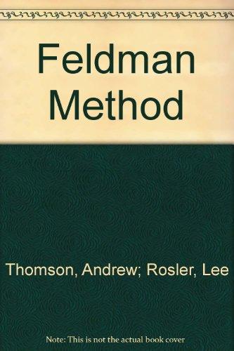 9780910580953: Feldman Method