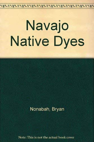 9780910584494: Navajo Native Dyes