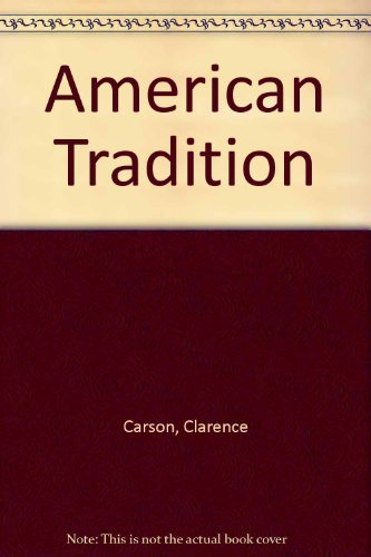 The American Tradition