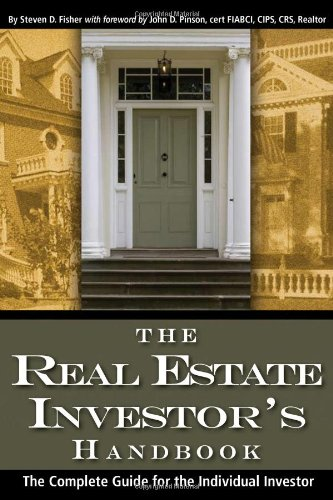 9780910627696: The Real Estate Investors Handbook: The Complete Guide for the Individual Investor