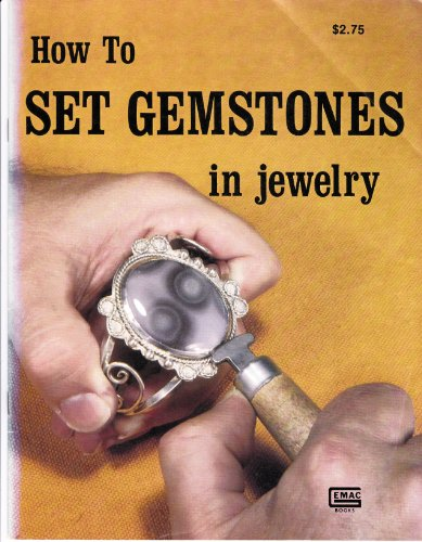 9780910652339: How to Set Gemstones in Jewelry