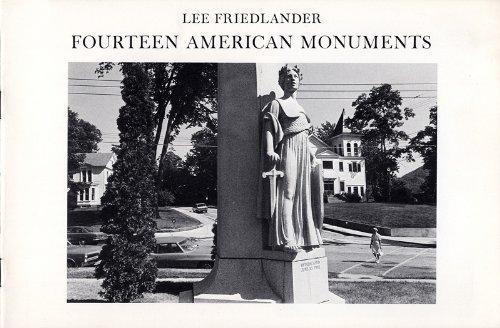 9780910663090: Lee Friedlander: 14 American Monuments