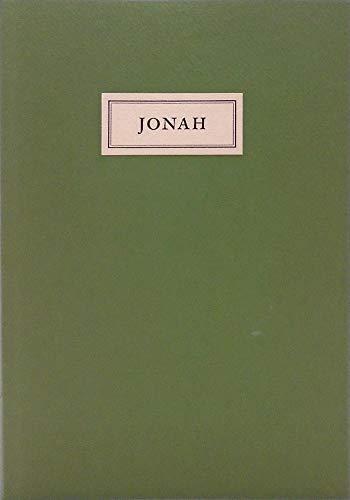 Jonah (0910664439) by Aldous Huxley