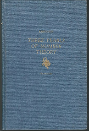 9780910670043: Three Pearls of Number Theory