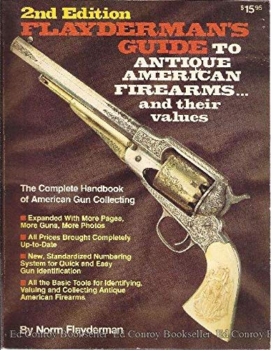 9780910676076: Flayderman's guide to antique American firearms and their values