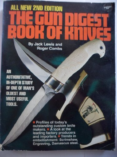 9780910676373: Gun Digest Book of Knives