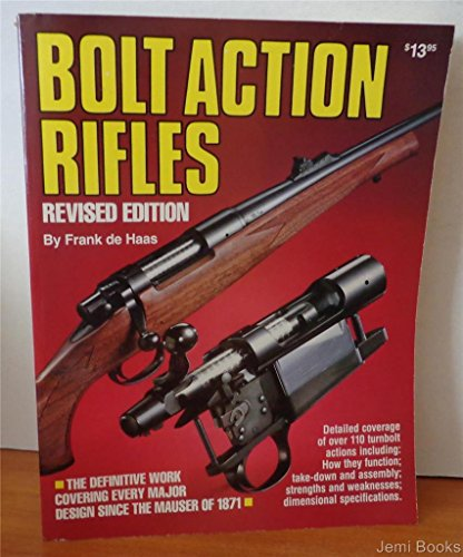 9780910676694: Bolt Action Rifles