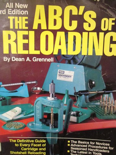 9780910676847: ABC's of Reloading