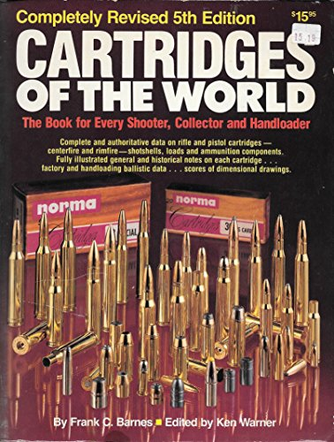 Cartridges of the World, 5th edition