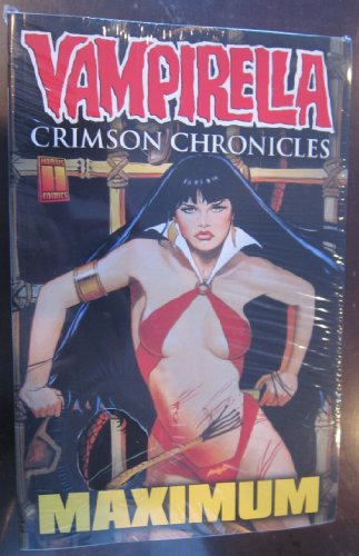 Vampirella Crimson Chronicles Maximum: Goodwin, Archie