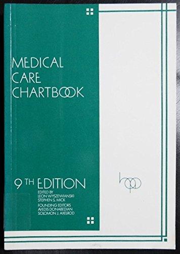 Medical Care Chartbook/Order No 0912: Donabedian, Avedis, Axelrod, Solomon J., Wyszewianski, ...