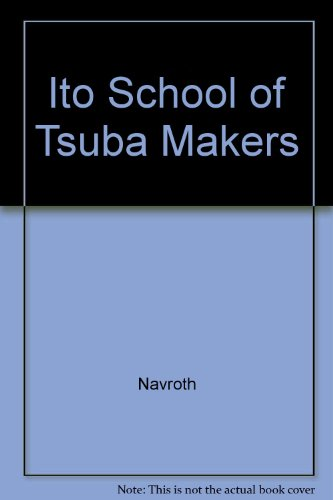 9780910704564: Ito School of Tsuba Makers