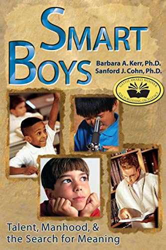 9780910707435: Smart Boys: Talent, Manhood, and the Search for Meaning
