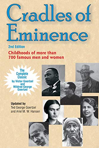 9780910707565: Cradles of Eminence: Childhoods of More Than 700 Famous Men and Women
