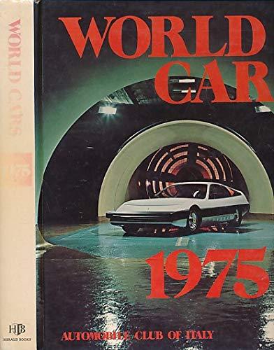 9780910714075: World Cars 1975