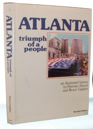 Atlanta: Triumph of a People -- An: Shavin, Norman, And