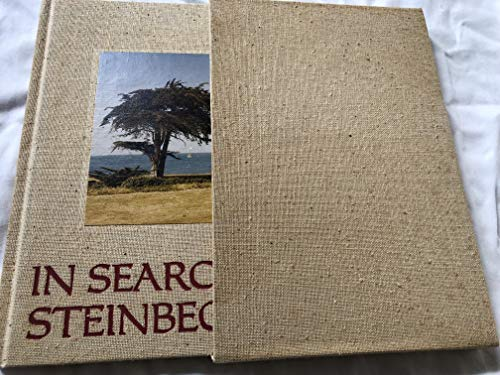 In Search of Steinbeck [signed]: Schmitz, Anne-Marie
