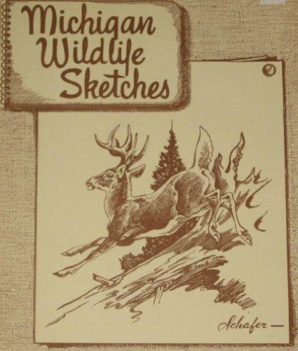 Michigan Wildlife Sketches: Bradt, G. W.