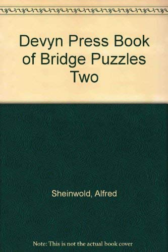 9780910791182: Devyn Press Book of Bridge Puzzles Two