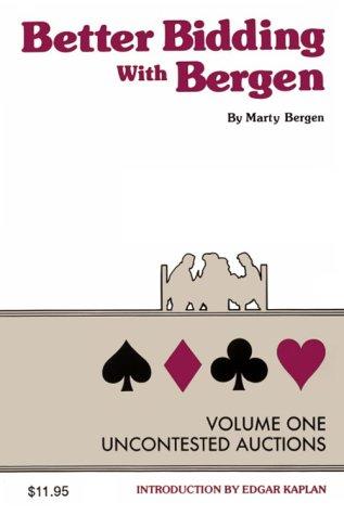 9780910791366: Better Bidding with Bergen: 001
