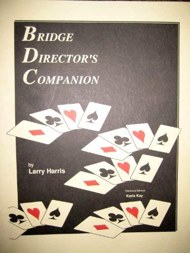 9780910791618: Bridge Director's Companion