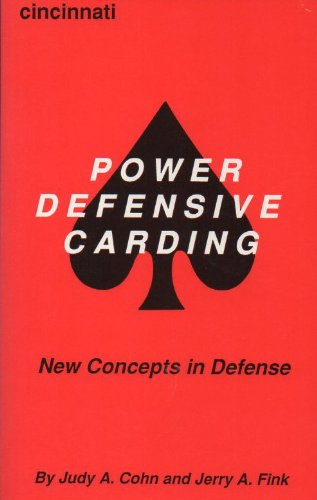 9780910791748: Power Defensive Carding