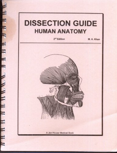 9780910841115: Dissection Guide: Human Anatomy