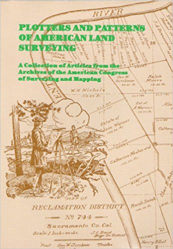 9780910845281: Plotter and Patterns of American Land Surveying