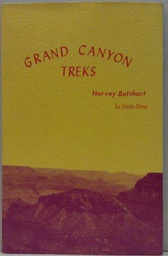 9780910856386: Grand Canyon Treks (Rev)