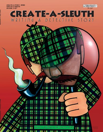 9780910857017: Create-A-Sleuth: Writing a Dectective Story