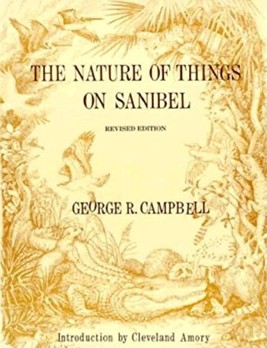 9780910923477: The Nature of Things on Sanibel