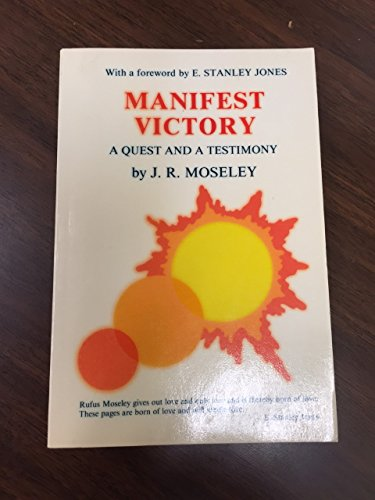 9780910924924: Manifest Victory