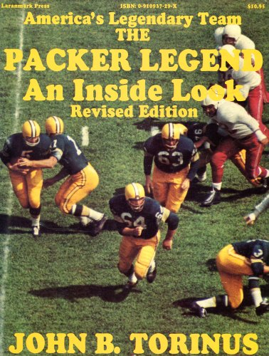 9780910937290: The Packer Legend: An Inside Look; An Account of the Green Bay Packers