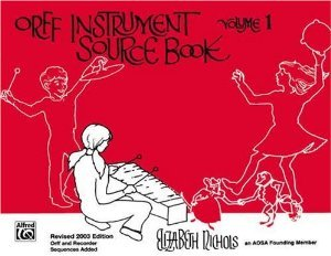9780910957083: Orff Instrument Source Book: 001