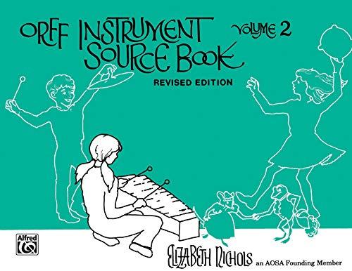 9780910957090: Orff Instrument Source Book: 2
