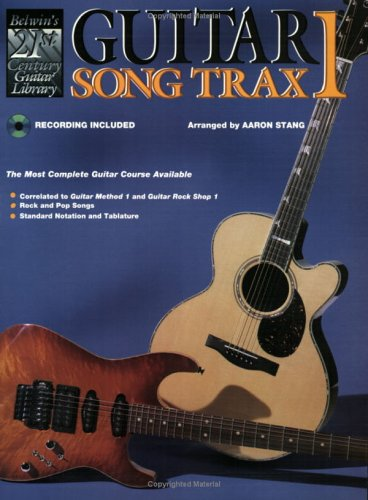 9780910957496: 21st Century Guitar Song Trax 1 (Warner Bros. Publications 21st Century Guitar Ensemble)