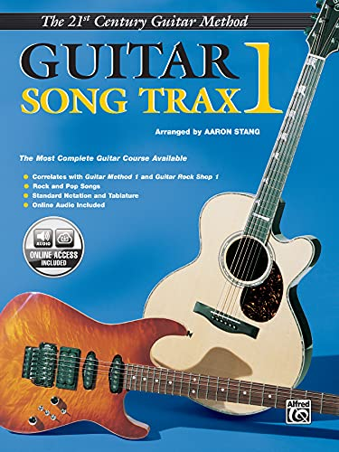 9780910957502: Belwin's 21st Century Guitar Song Trax 1: The Most Complete Guitar Course Available, Book & CD (Belwin's 21st Century Guitar Course)