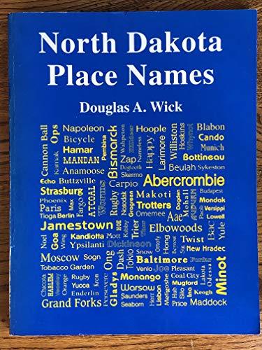9780911007114: North Dakota Place Names